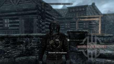 Comprador de bens roubados em Riftene para Skyrim