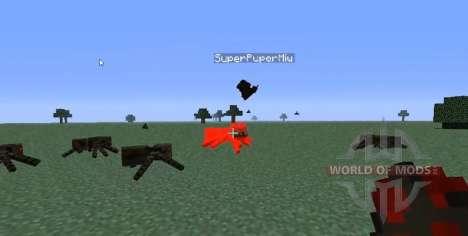 Domado morcego para Minecraft