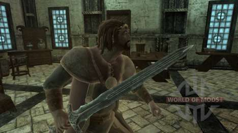 Alto-rei Torá para Skyrim