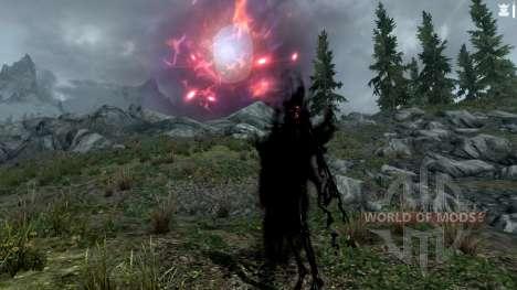 O pessoal do espírito para Skyrim