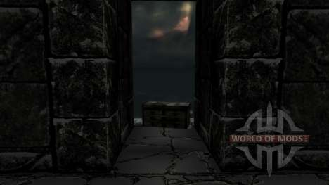O conjunto de armadura duvakina para Skyrim segunda tela