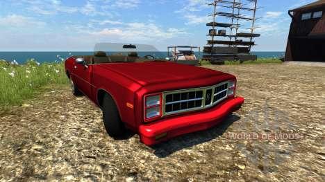 Bruckell Moonhawk K para BeamNG Drive