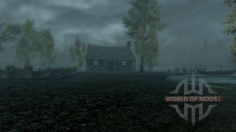 Fazenda de pequeno porte para Skyrim segunda tela