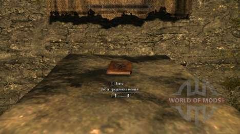 Chamada De Galla para Skyrim