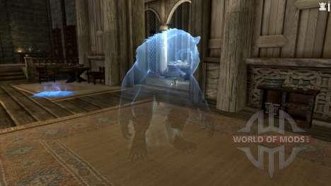 Chamada multiplex e lobisomem para Skyrim
