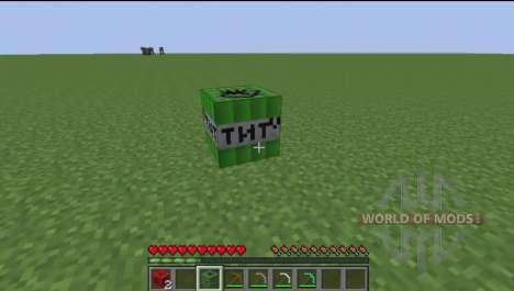 Poderosa dinamite para Minecraft