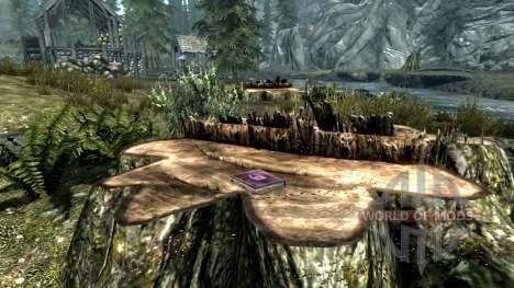 Chamada de caranguejo para Skyrim