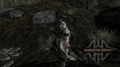 O espírito dos antigos para Skyrim segunda tela