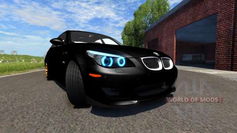 BMW M5 v1.2 para BeamNG Drive