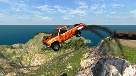 Gavril D-Series Hell para BeamNG Drive