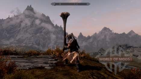 Dubina gigante para Skyrim