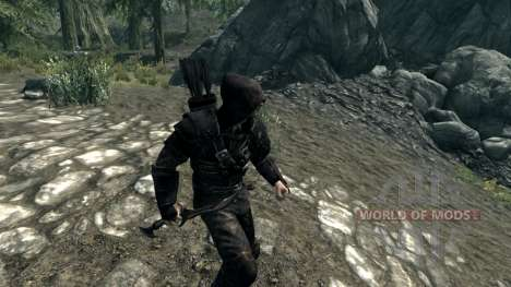 Grande ladrão para Skyrim