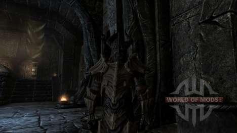 Angrar Dragonfighter para Skyrim