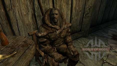 Joan Assassino De Animais para Skyrim
