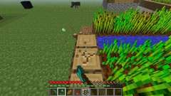 Comutação automática de instrumentos de para Minecraft