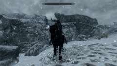 Aceleração de baunilha cavalos