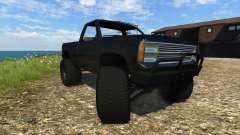 Gavril D-Series Monster para BeamNG Drive