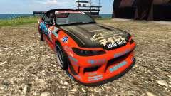 Nissan Silvia S15 Sport para BeamNG Drive