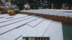 Neve profunda para Minecraft