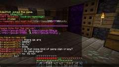Salvar automaticamente o log de chat para Minecraft
