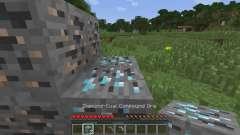 Dupla de minério de veias para Minecraft