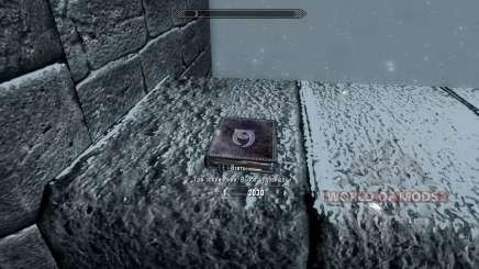 O segredo do necromante para Skyrim