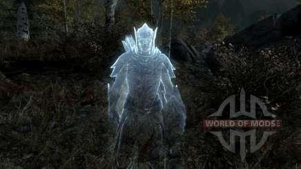 O espírito dos antigos para Skyrim