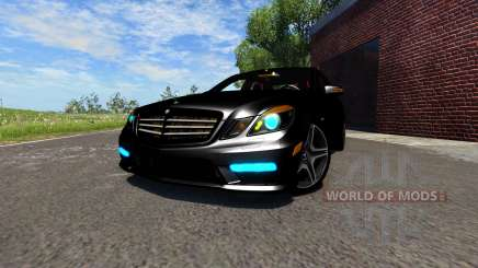 Mercedes-Benz E63 AMG 2014 para BeamNG Drive