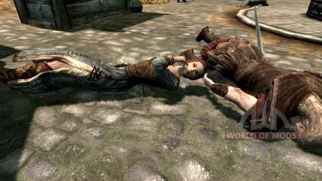 Arco paralisia para Skyrim