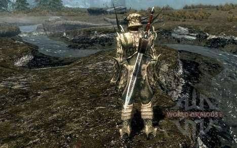 Armas e armaduras de Presente da moda De Kynaret para Skyrim