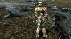 Armas e armaduras de Presente da moda De Kynaret
