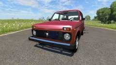 VAZ Niva 2131 para BeamNG Drive