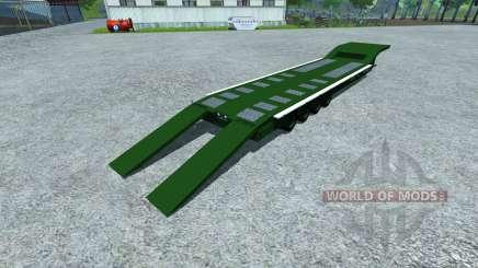 Semi-reboque MAN TGA para Farming Simulator 2013