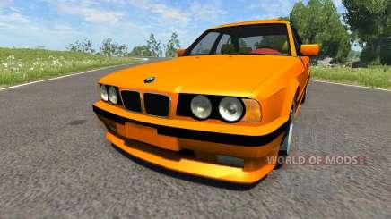 BMW 540i E34 Drift para BeamNG Drive