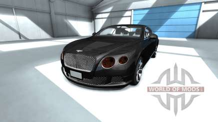 Bentley Continental GT 2011 para BeamNG Drive