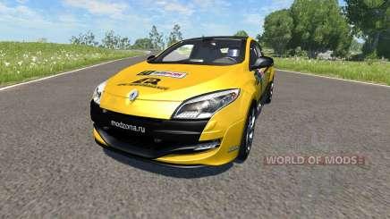 Renault Megane RS para BeamNG Drive