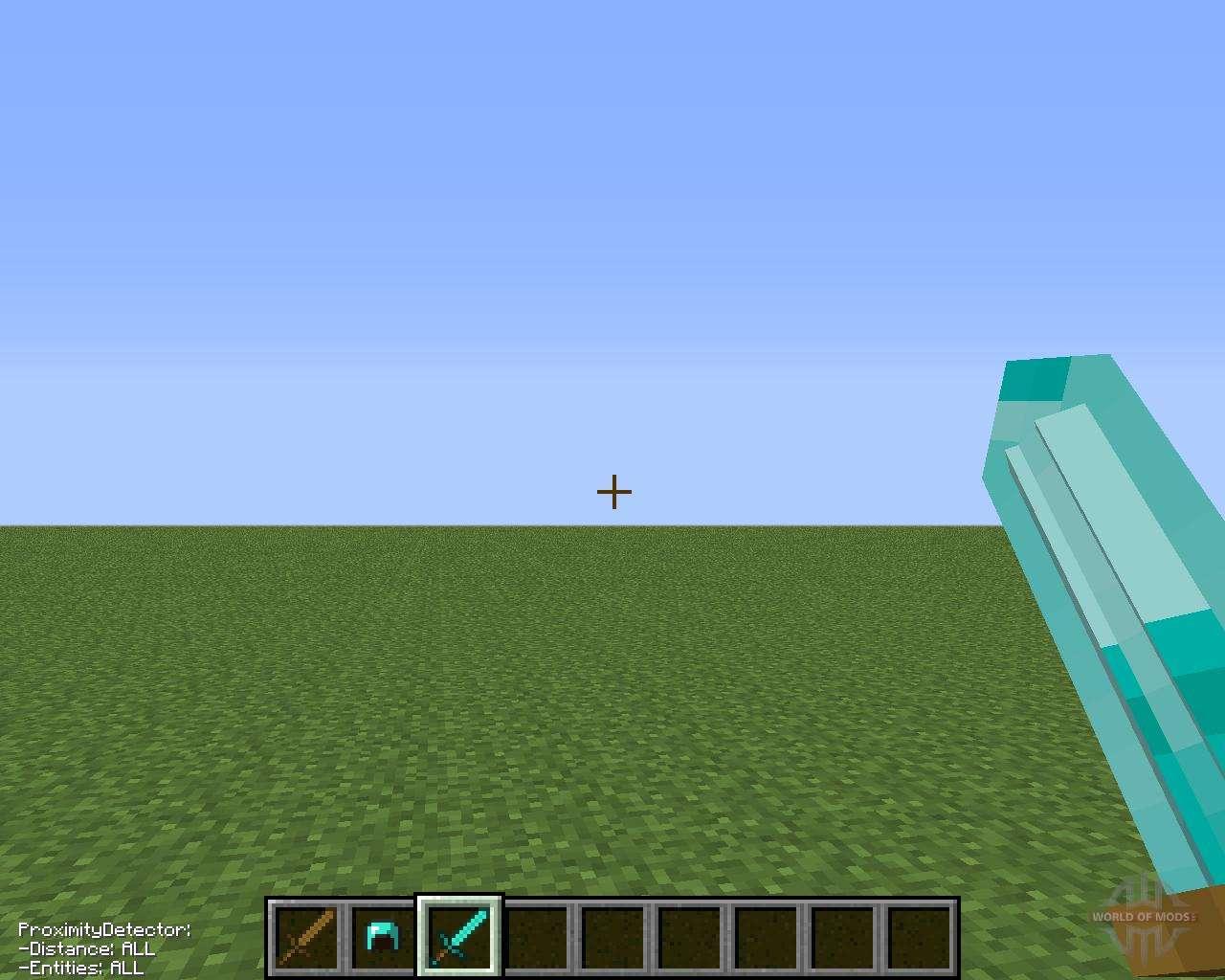 Vanilla 12D Items para Minecraft