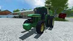 John Deere 7800 para Farming Simulator 2013