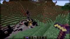 Caverna do mundo para Minecraft