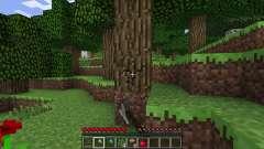 Leve à produção de madeira para Minecraft