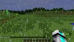 Superior de chuva para Minecraft