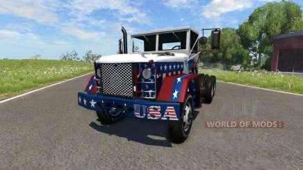 AM General M35A2 Racing para BeamNG Drive