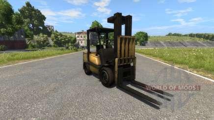 DSC Forklift para BeamNG Drive