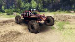 The Raakry v1.1 blood para Spin Tires