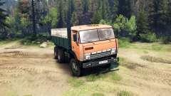 KamAZ-55102 v2.0 para Spin Tires