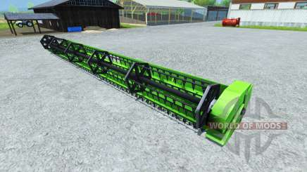 Deutz-Fahr Cutter 7545 RTS XL para Farming Simulator 2013