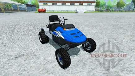 DIY Quad para Farming Simulator 2013