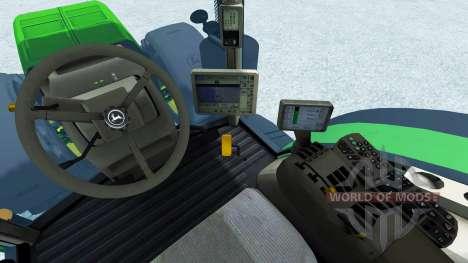 John Deere 8360R v1.4 para Farming Simulator 2013