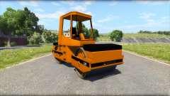De asfalto, rolo Caterpillar para BeamNG Drive
