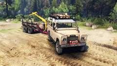 Land Rover Defender Series III v2.2 Sand para Spin Tires